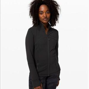 Lululemon Athletica Jacket size 2 Black